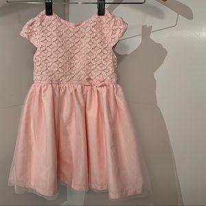 Pink Toddler/Girls Dress Size 18 months